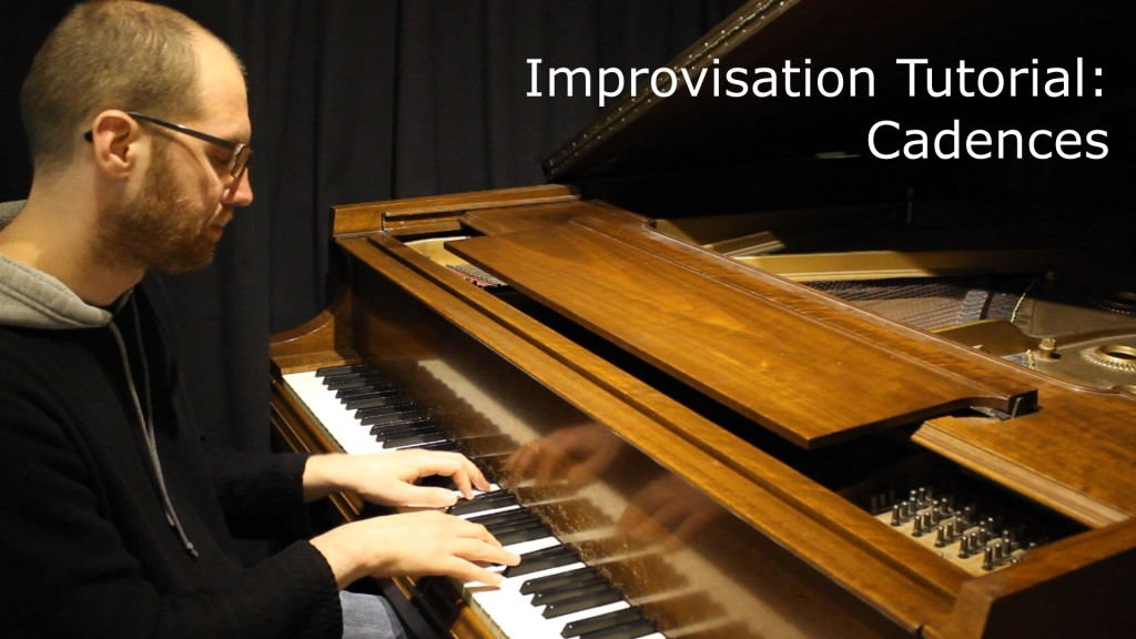 Improvisation Tutorial Cadences Cap